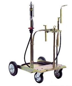 Установка для раздачи консистентной смазки для бочек 200 литров HPMM 37150/64070
