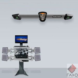 Стенд сход-развала 3D ТехноВектор 7202 K1A Optima