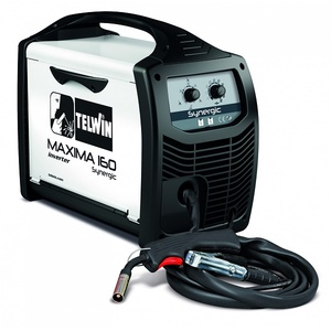 Инверторный сварочный аппарат MAXIMA 160 SYNERGIC 230V