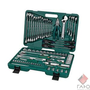Универсальный набор инструмента 101 предмет Jonnesway S04H624101S