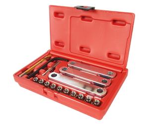 Набор инструментов для восстановления резьбы (OPEL FORD VW AUDI) JTC-4880