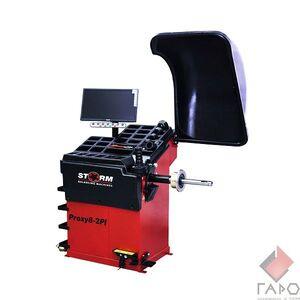 Балансировочный станок с виброконтролем PROXY-8-2PI STORM