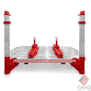 Стапель для восстановления кабин грузовых автомобилей SIVER TC