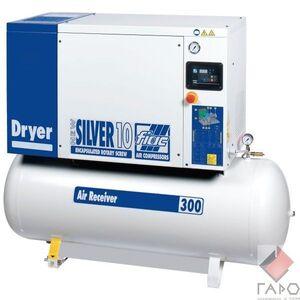 Винтовой компрессор NEW SILVER 10/300
